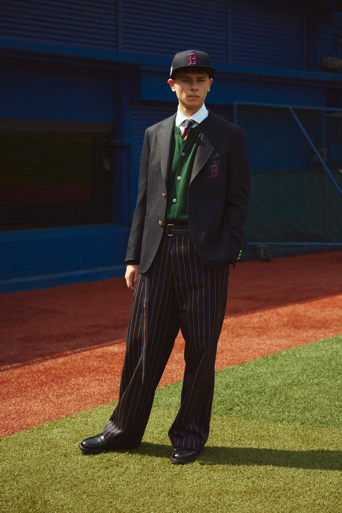 Hombre Nino 47 Brand UNITED ARROWS SONS 2017 Fall Winter Baseball Capsule Collection