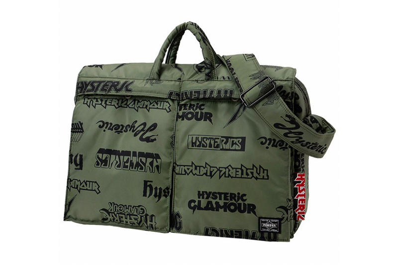 Hysteric Glamour Porter Fall Winter 2017 Collaboration Collection Bags Backpacks Totes October 28 Release Date Info