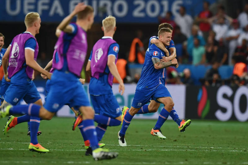 Iceland Football World Cup