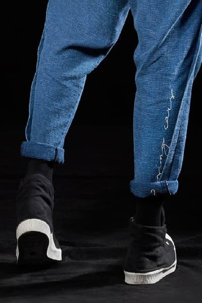 Indice Studio 2018 Spring Summer Lookbook Techwear Fashion Street Oversized Jackets Hoodies Shirts Pants