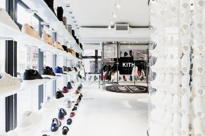Inside KITH's New Soho NYC Shop