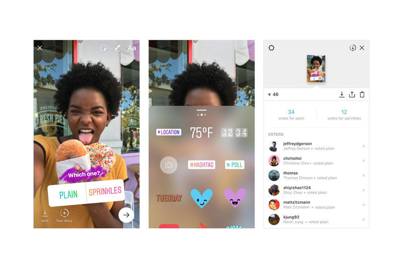 Instagram Poll Votes Not Anonymous Twitter Stories ig story