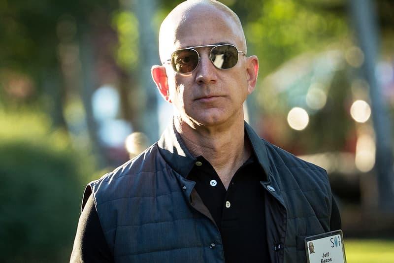 Jeff Bezos Richest Person Amazon Stock Fortune Wealth