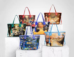 """Jeff Koons Introduces New """"Masters"""" in Second Louis Vuitton Collection"""