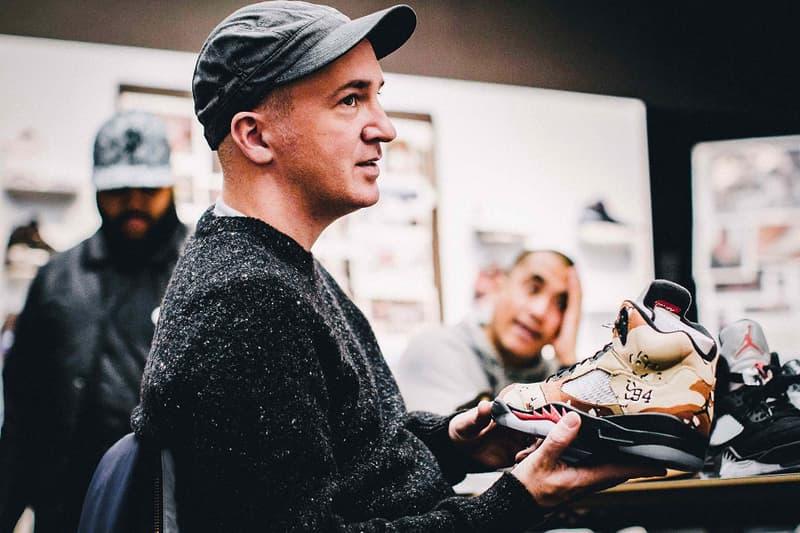 Jordan Brand KAWS Custom Kicks footwear