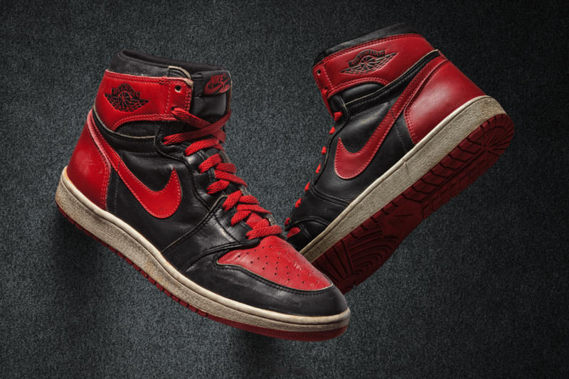 Jordan Brand MJDay Microsite Unreleased Samples