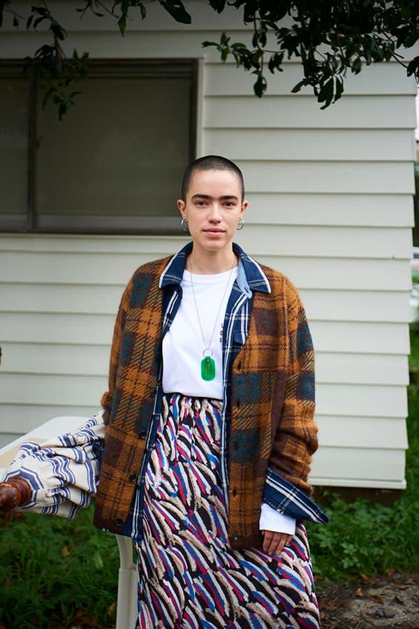 Journal Standard 2017 Fall Winter Modern American Collection Lookbook Kaptain Sunshine Champion Individualized Shirts