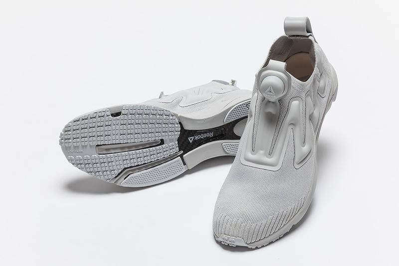 Journal Standard Reebok Pump Supreme Collaboration 2017 October 7 Release Date Info Sneakers Shoes Footwear light grey gray white