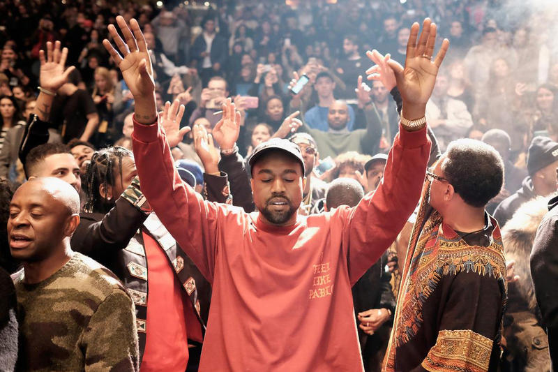 Kanye West The Life of Pablo Gold Album Streaming Official Chart Company