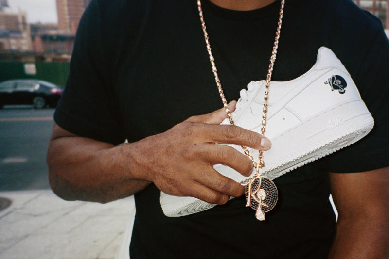 Kareem Biggs Burke Hip Hop Nike Air Force 1 Roc A Fella Records Complex Interview