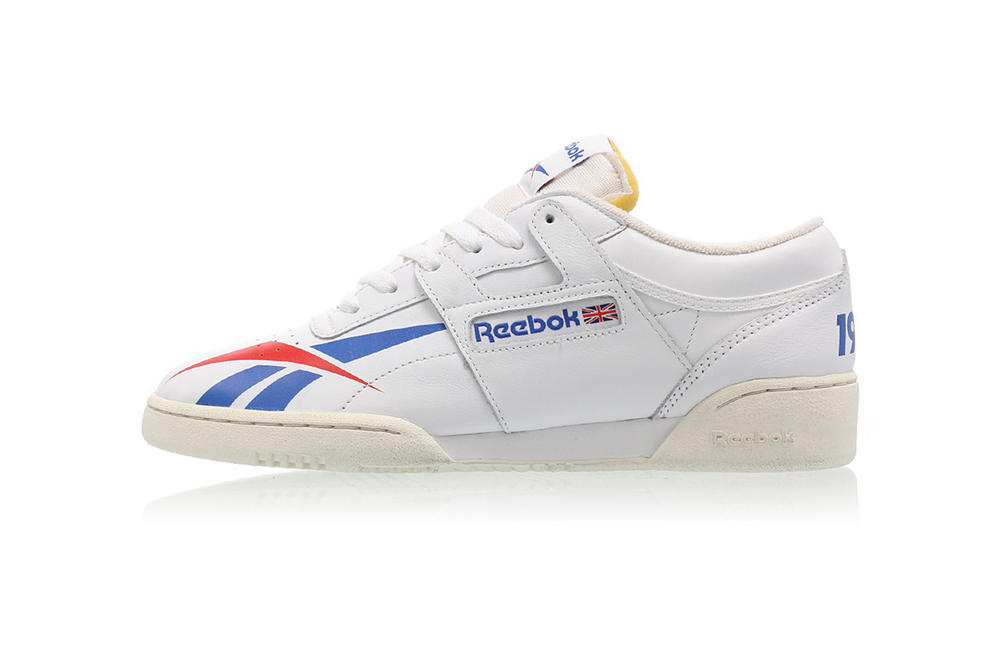 Kasina Reebok Workout Lo Clean White Team Dark Royal 2017 October Release Date Info Sneakers Shoes Footwear