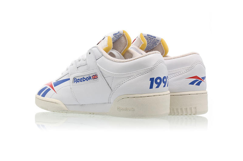 Kasina Reebok Workout Lo Clean White Team Dark Royal 2017 October Release Date Info Sneakers Shoes Footwear