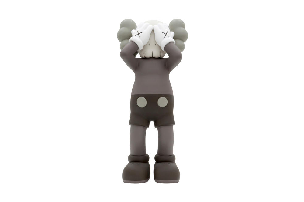 KAWS At This Time Bronze Companion Sculpture Andy Warhol Museum Paddle8 Auction