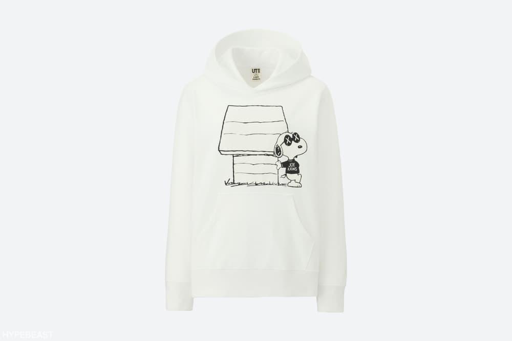KAWS Peanuts Snoopy Uniqlo Collection