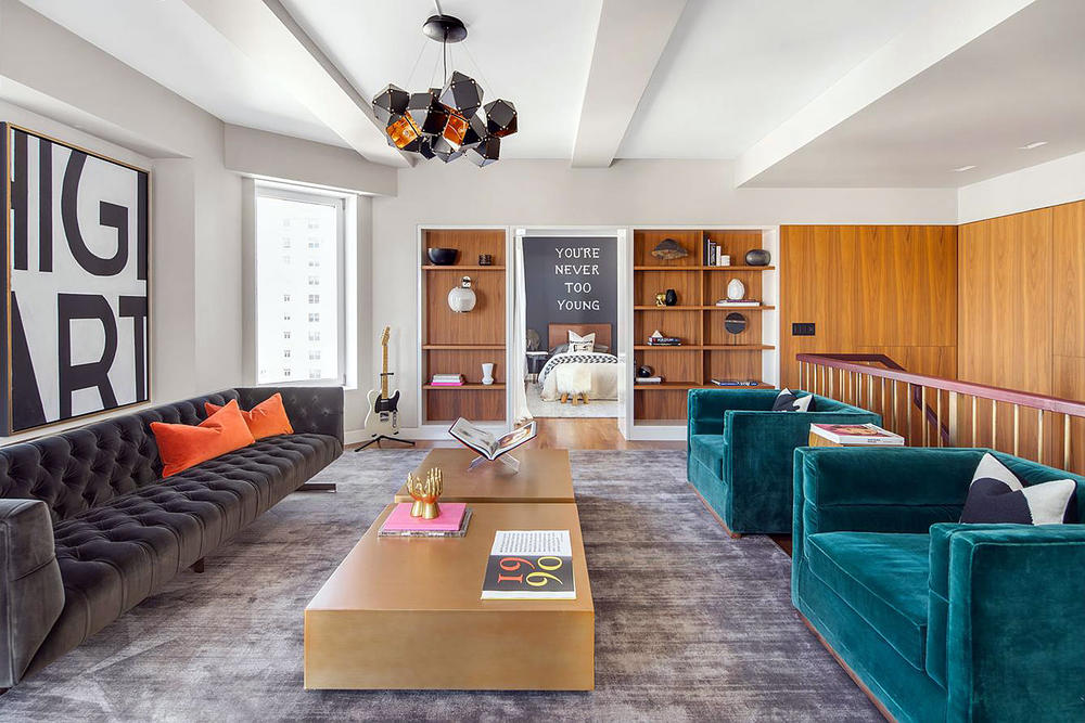 Keith Richards Greenwich Village Penthouse
