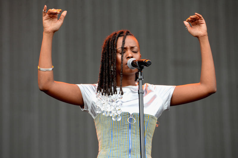 Kelela Sade Like a Tattoo BBC Radio 1 Piano Session Performance