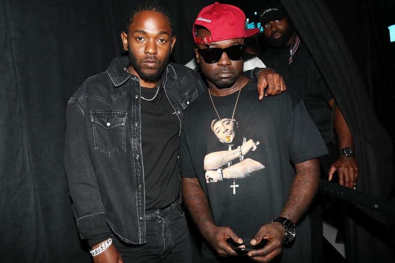 Kendrick Lamar's 'DAMN' Album of the Year BET Hip-Hop Awards