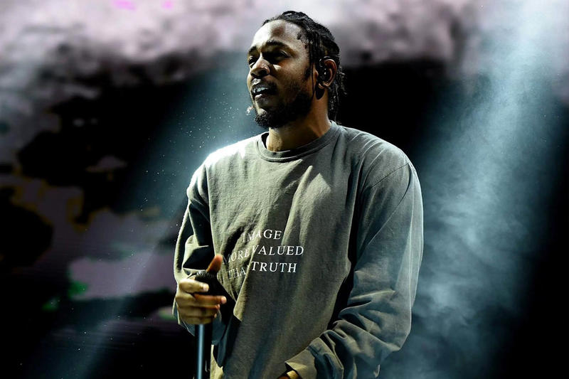 Kendrick Lamar DAMN. European Tour Dublin London Paris Copenhagen Berlin James Blake