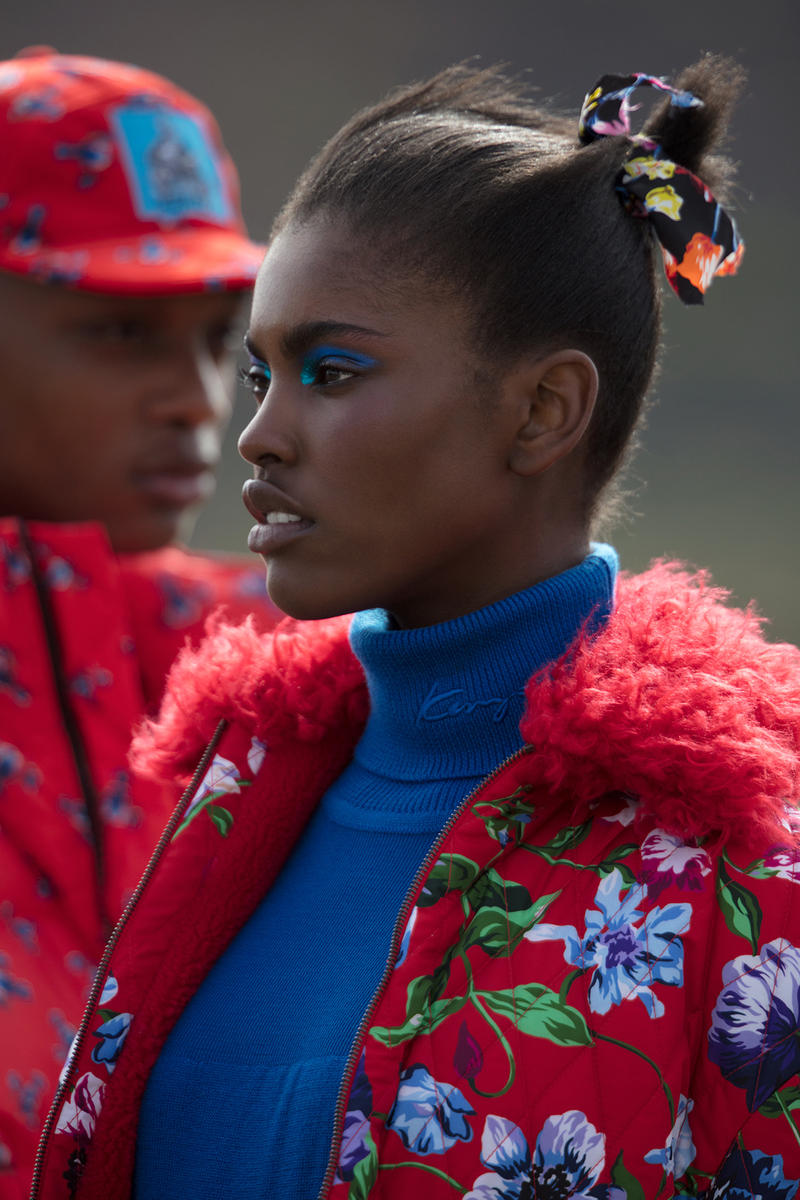 KENZO La Collection Memento No 1 Pop Up Shop Opening Ceremony 2017 October Release Date Info collection fashion style Hans Feurer photography