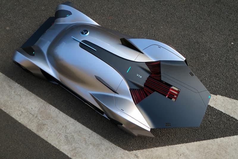 Kia Sinaan Concept Car