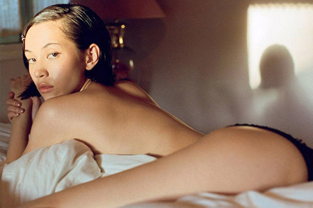 Kiko Mizuhara Bares All in 'Weekly Playboy' Magazine's Latest Issue