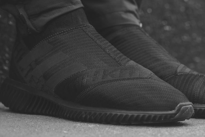 79fe6cdc7dc9 KITH adidas Nemeziz Tango 17 UltraBOOST Closer Look Footwear Black Soccer  Release Date Info Drops November