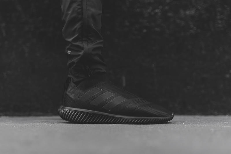 f6e679dde7df KITH adidas Nemeziz Tango 17 UltraBOOST Closer Look Footwear Black Soccer  Release Date Info Drops November
