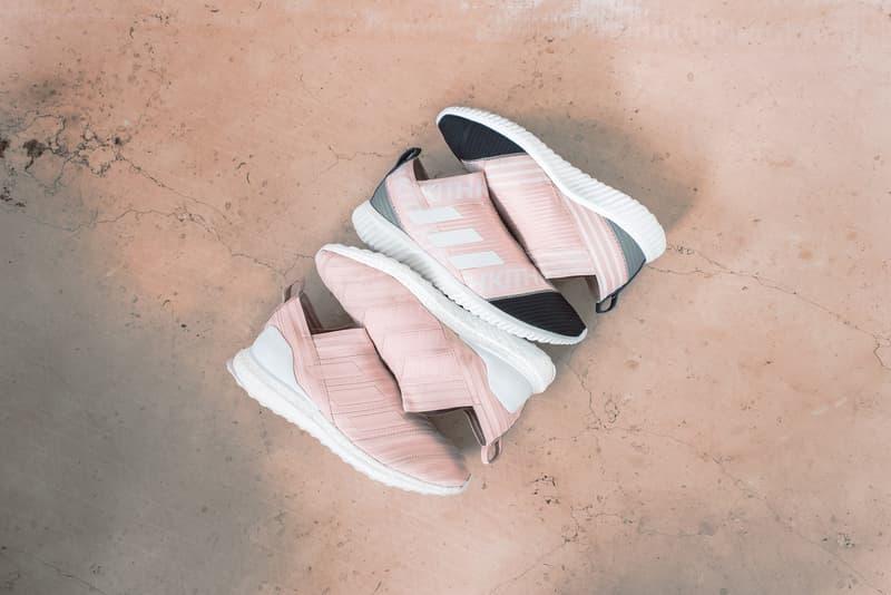 wholesale dealer 01d5a 1264a KITH Flamingos adidas Soccer Season 2 Footwear Nemziz Tango Pink 2017  November 3 Release Date Info