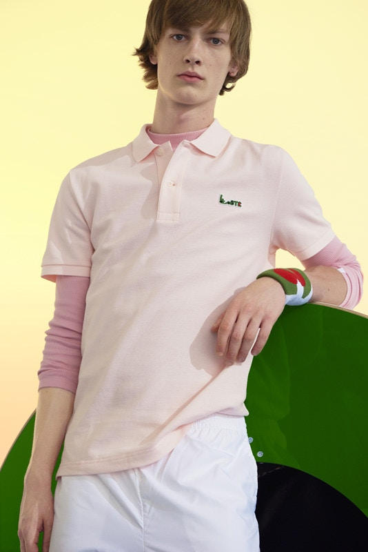 Lacoste MM Capsule Collection Collaboration 2017 October Fall Release Date Info Polo