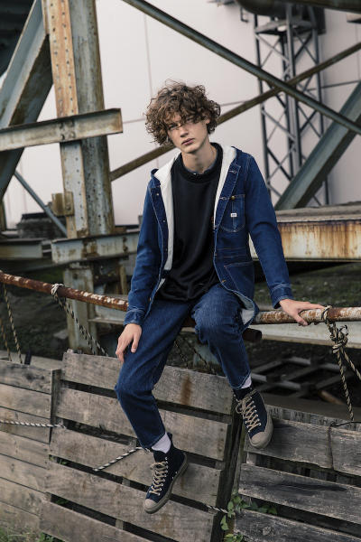Lee Fall Winter 2017 Collection Lookbook Denim Jeans