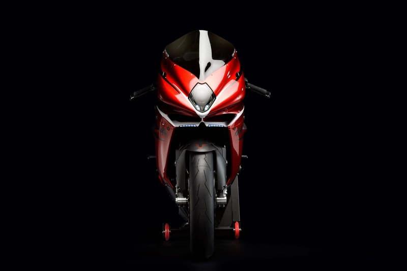Lewis Hamilton Formula 1 F1 MV Agusta F4 LH44 Motorcycle motor cycle bike