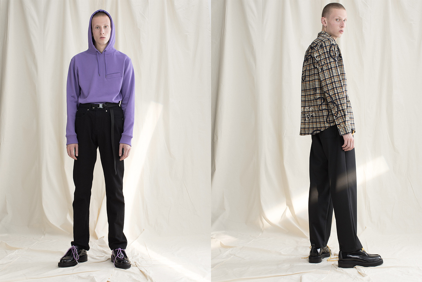 L'HOMME ROUGE interview brand introduction Sweden Scandinavia minimalism