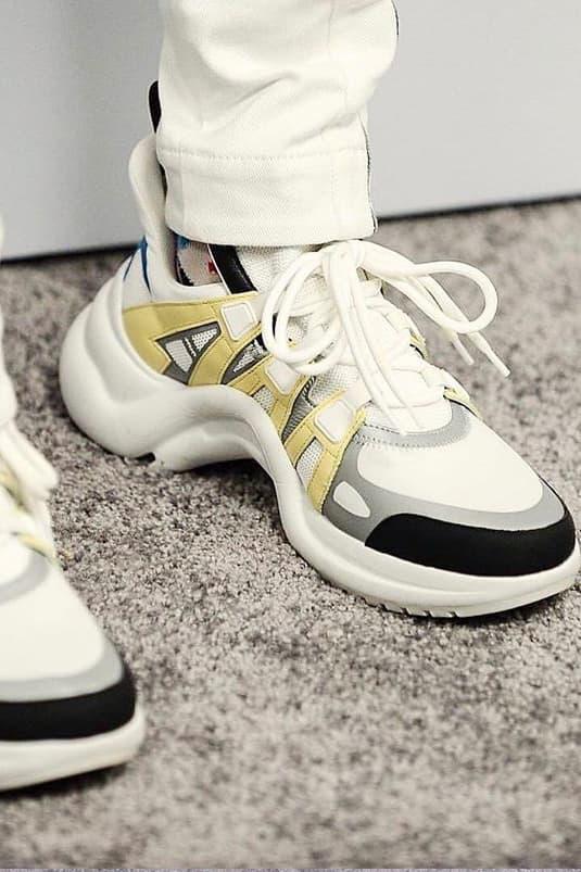 9a2d633d Jaden Smith Wears Louis Vuitton SS18 Sneaker | HYPEBEAST