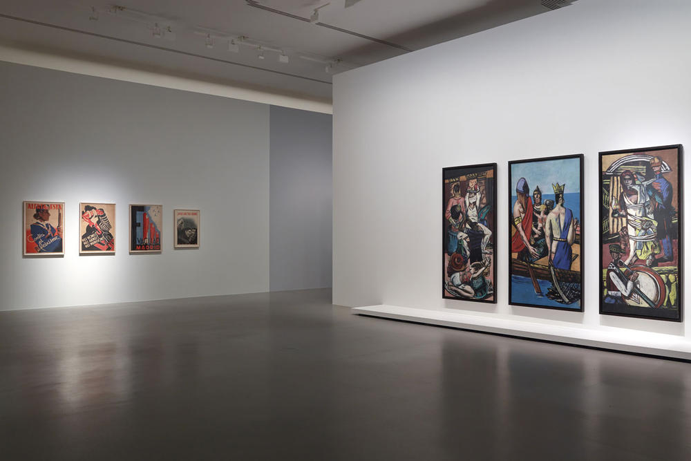 MoMA Fondation Louis Vuitton Paris Art Exhibition Andy Warhol Rothko Picasso