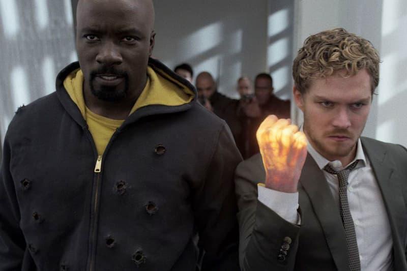 Luke Cage Season 2 Iron Fist Appearance Marvel Netflix The Defenders