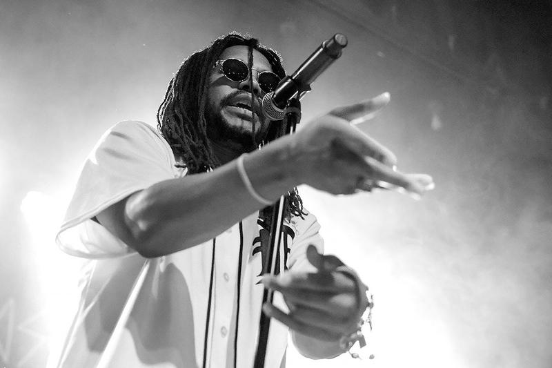 Lupe Fiasco Performing Performance