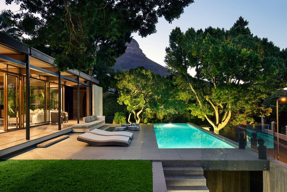 Award Winning Luxury Villa Invermark Table Mountain Higgovale Cape Town South Africa SAOTA CIFA