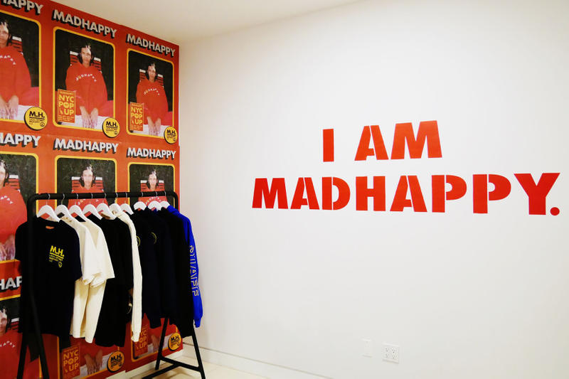 MADHAPPY Pop-Up California NYC 2017 October