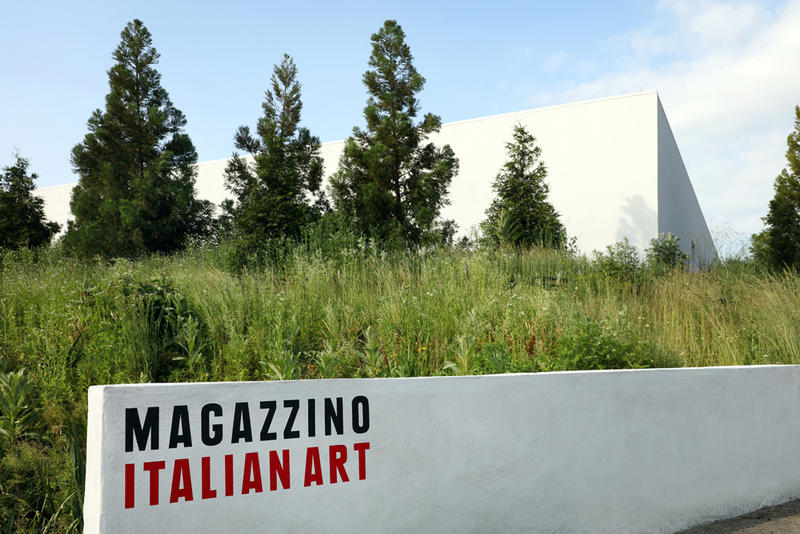 Magazzino Italian Art Museum Minimalist Design Architecture New York NY. 1  of 7 157b7cf4599
