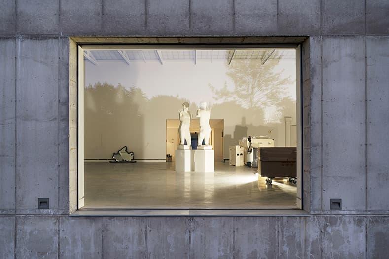 Magazzino Italian Art Museum Minimalist Design Architecture New York NY