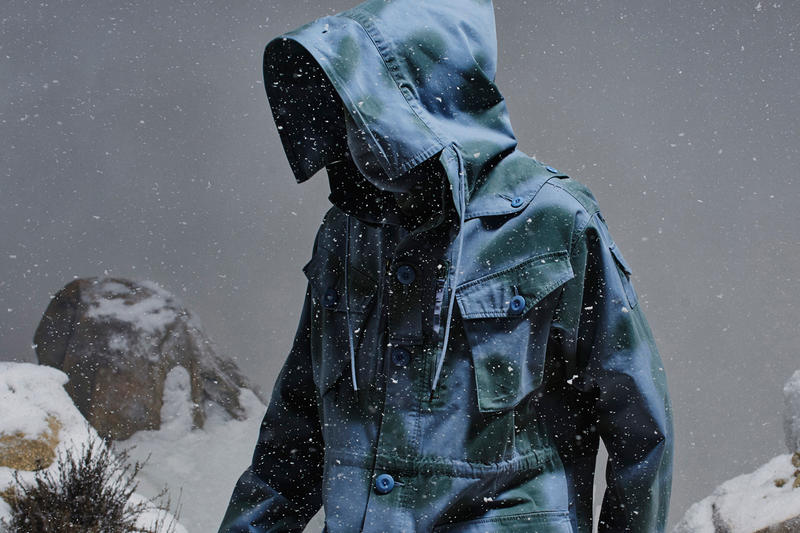 maharishi Reveals Sub-Zero Fall/Winter 2017 Lookbook & Campaign Video