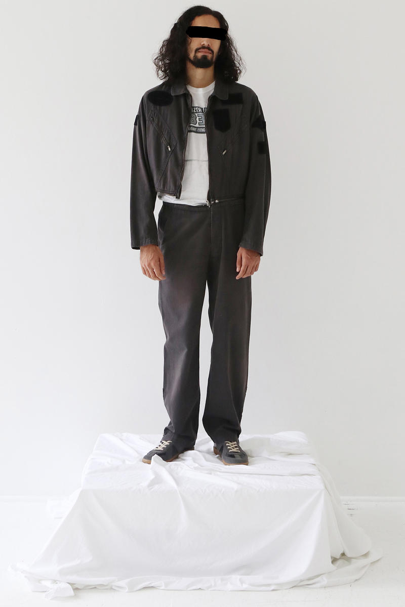Arbitrage NYC Grailed Margiela Archive Vintage Sale Drop Release Date 2017 October 19 menswear