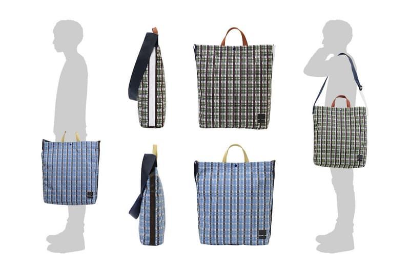 Marni Porter Fall Winter 2017 Explorer Collaboration Collection Bags Backpacks