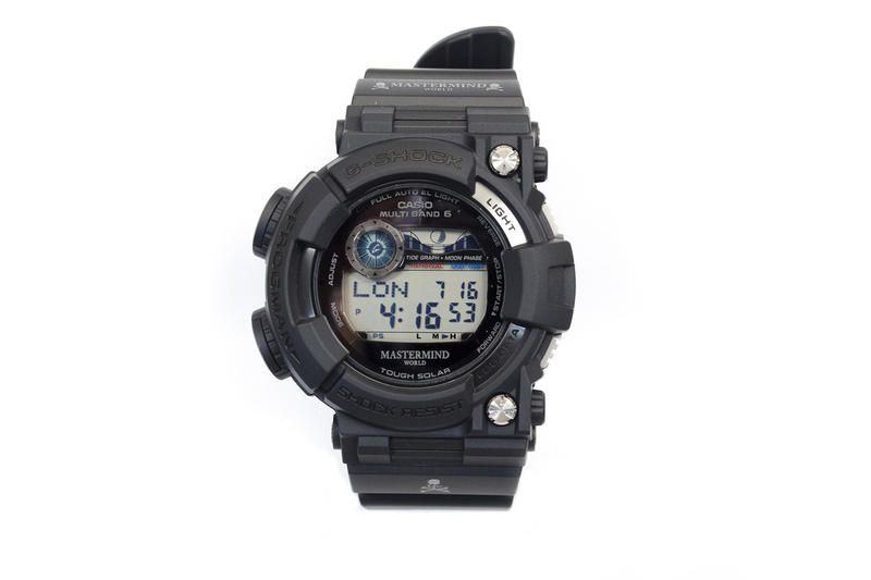 mastermind JAPAN G-SHOCK Frogman Diving Watch