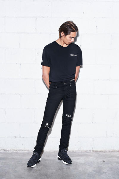 MASTERMIND WORLD RtA Denim Graphic Logo Capsule