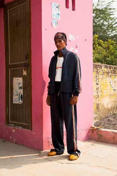 MASU 2018 Spring Summer Collection Lookbook India Japan Muto Kai menswear clothing style fashion