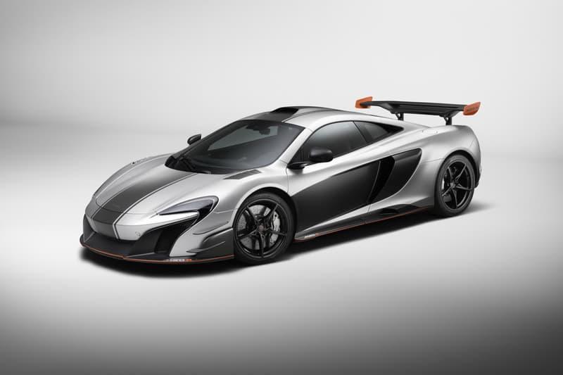 McLaren MSO Matching R Coupe Spider Visual Carbon Fiber Components Surrey England Liquid Silver Hypercar Supercar Customs