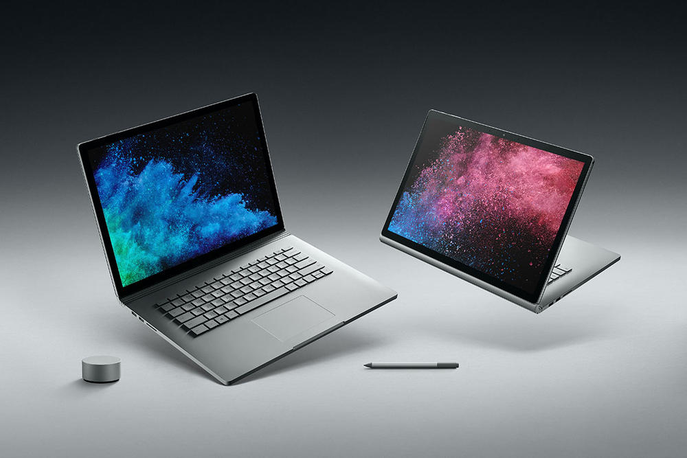 Microsoft Surface Book 2 Laptop Tablet 2017 November Release Date Info