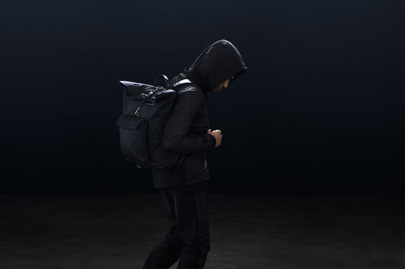 Mismo Fall Winter 2017 Expression Collection Bags Backpacks Accessories