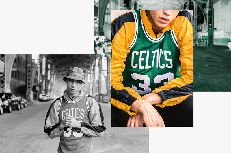 Mitchell & Ness' Hardwood Classics Swingman Lookbook